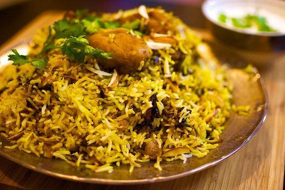 Pakistan-Hira-Farrukh-Chicken Biryani