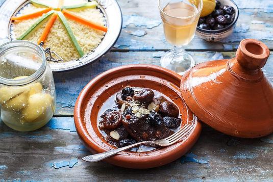 Morocco-Sofia-Lahlali-Beef with Prunes