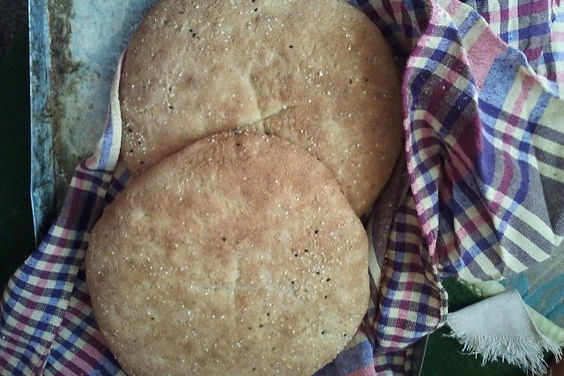 Morocco-Sofia-Lahlali-Moroccan Bread