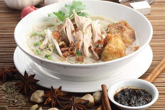 Indonesia-Andre Susilo-Soto Ayam