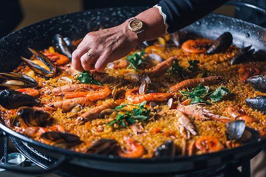Spain - Joshua Weitzer - Seafood Paella