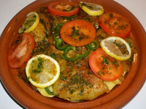 Morocco-Mounaime Kodssi-Fish Tagine