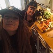 Gianna & Ludovica ChefPassport Italian - Cooking Class