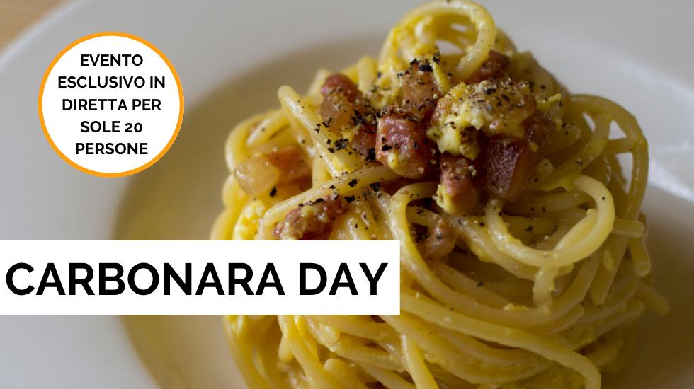 Carbonara Day