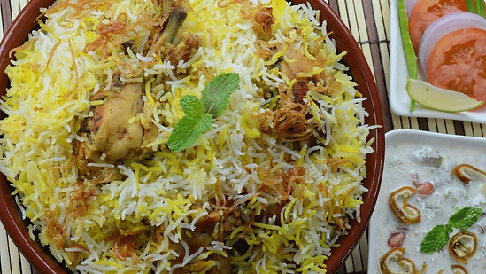 Pakistan-Farhan Ahmed Khan-Chicken Biryani