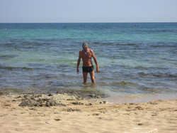 Swimming and snorkelling