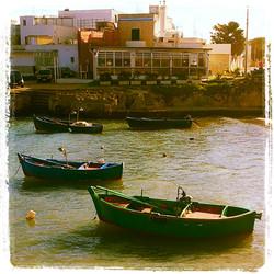Historic harbour