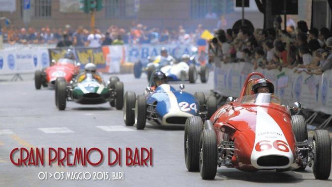 The 2015 Bari Grand Prix...