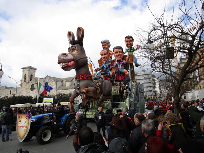 Another brilliant Carnivale 2015 season