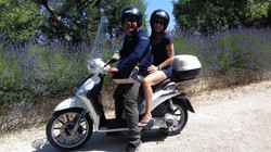 Scooter/ Motorbike hire