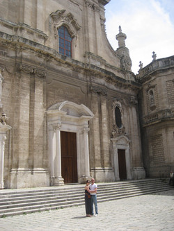 The Cathedral in Monopoli