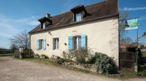 Gite rural en Saône et Loire