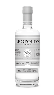 Leopold's Gin No. 25