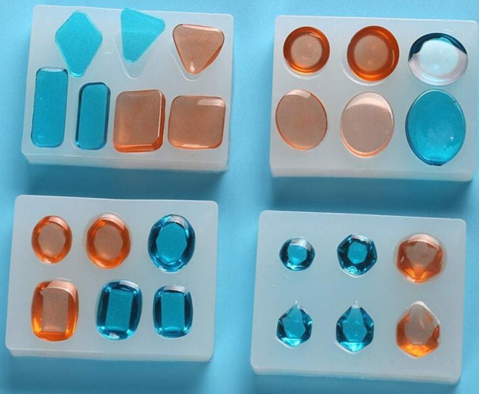 Jewelry mold making liquid silicone rubber