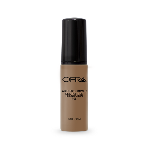 Absolute Cover Silk Peptide Foundation #8