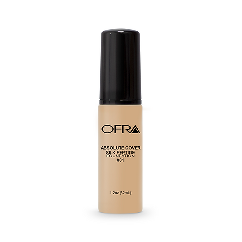 Absolute Cover Silk Peptide Foundation #1