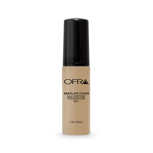 Absolute Cover Silk Peptide Foundation #7