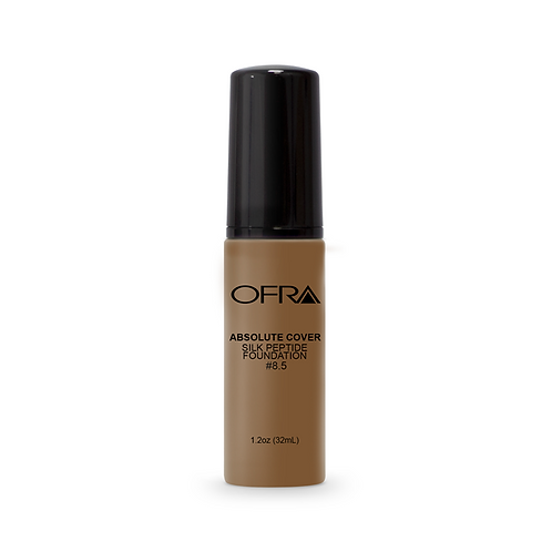 Absolute Cover Silk Peptide Foundation #8.5
