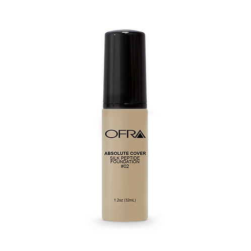 Absolute Cover Silk Peptide Foundation #2