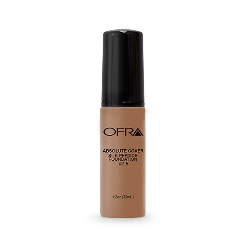 Absolute Cover Silk Peptide Foundation #7.5