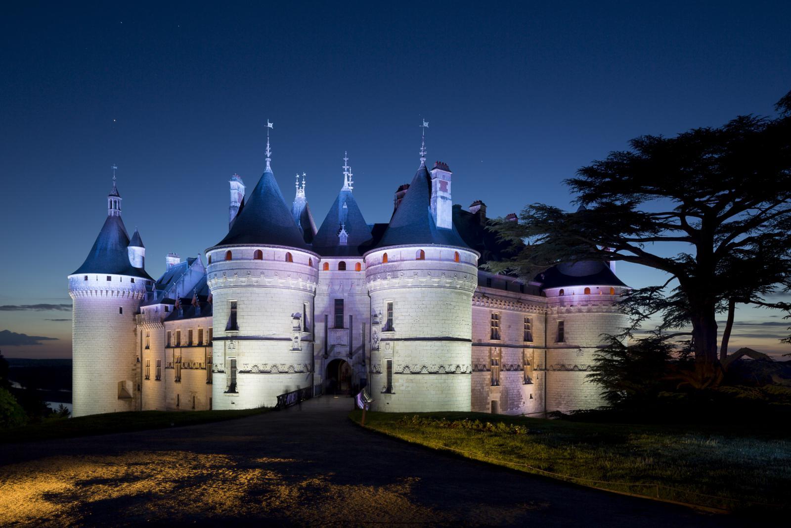 Chhateau de Chaumont sur Loir