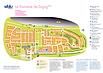 Plan du Domaine de Dugny, Camping Siblu