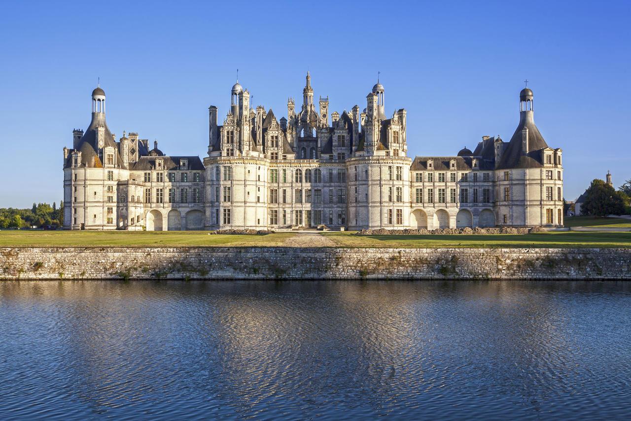 Chateau de Chambord à visiter