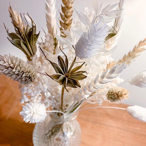 SOLY - Soliflore et son bouquet séché