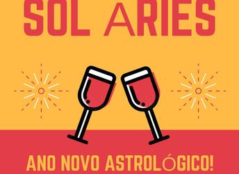 Sol em Áries. Ano Novo Astrológico!