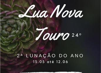 2ª Lunação de 2018 (Maio) em Touro