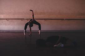 Entraînement de danse