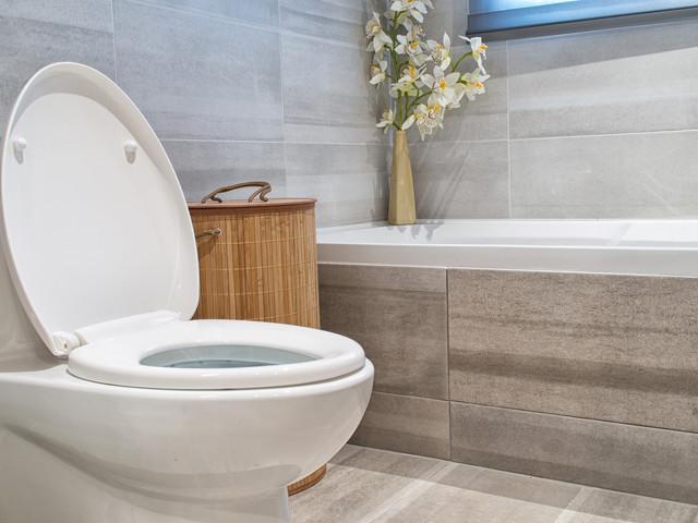 We can help with bathroom plumbing.