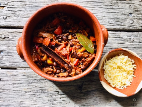Chili Con Carne - Comfort food!