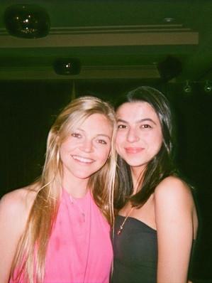 EMMA AND BURCU