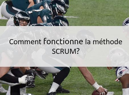 Comment fonctionne la méthode SCRUM ?