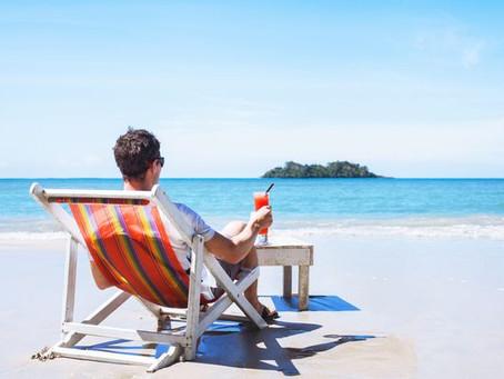 6 astuces pour organiser son travail avant de partir en vacances