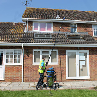 gutter - cleaning - gloucestershire