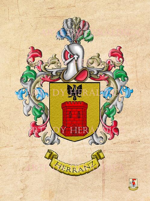 Herranz escudo vintage en PDF