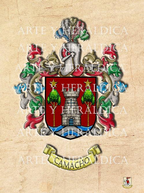 Camacho escudo vintage PDF