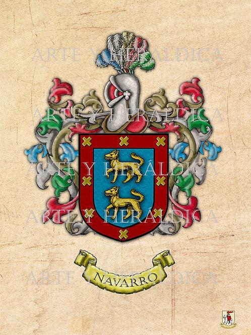 Navarro escudos vintage PDF