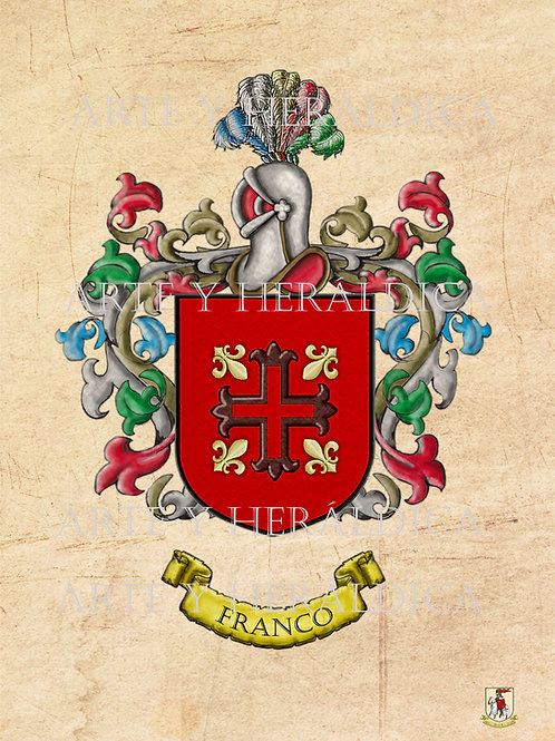 Franco escudo vintage PDF
