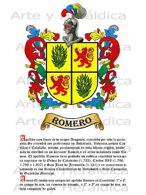 Romero PDF