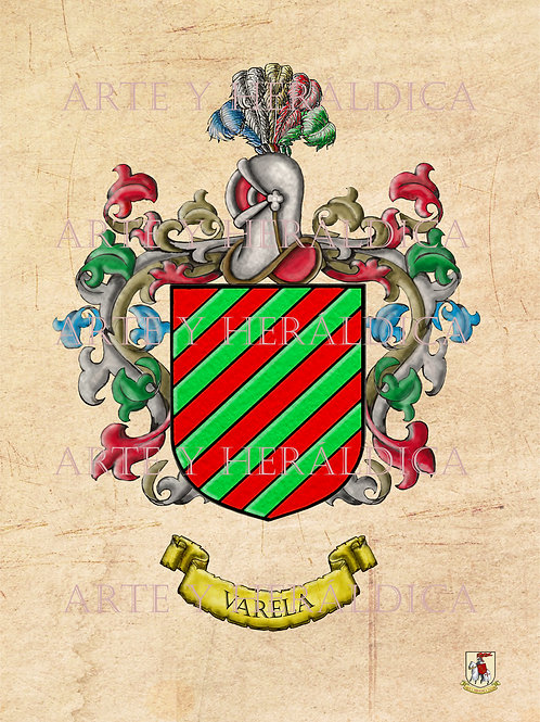 Varela escudo vintage PDF