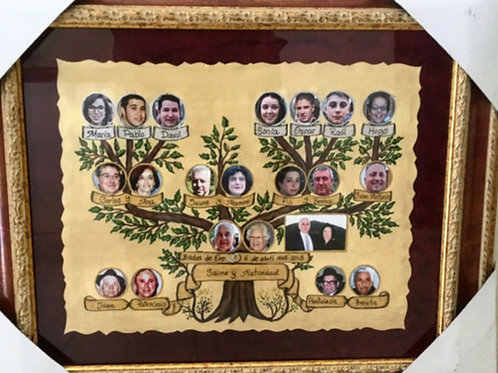 arbol-genealogido.pintado-a-mano-con-fotos