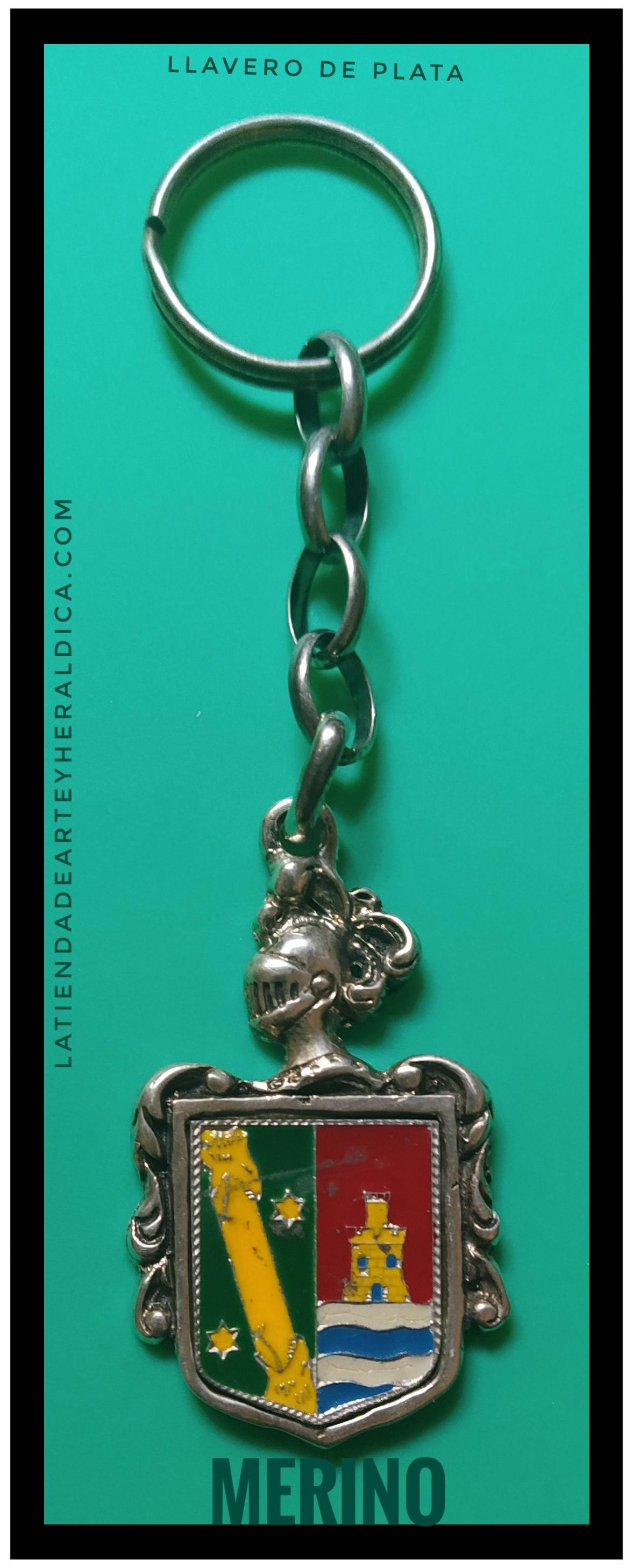 Merino-llavero-de-plata