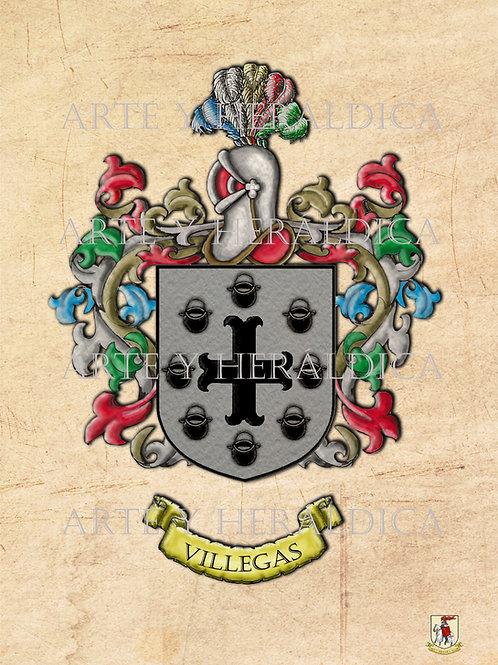 Villegas escudo vintage PDF