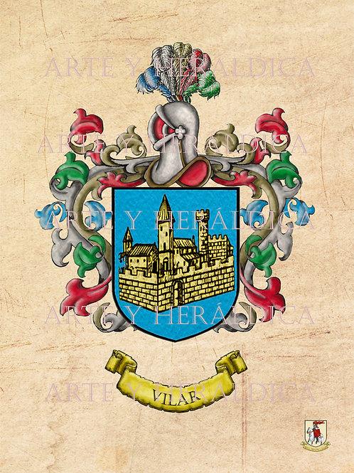 Vilar escudo vintage PDF