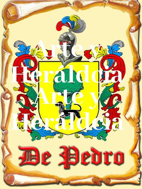 Pedro De