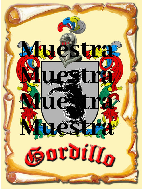 gordillo-escudo-del-apellido-para-descargar