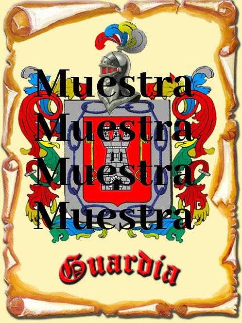 guardia-escudo-del-apellido-para-descargar